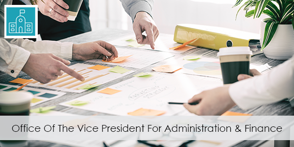 Office Of The Vice President For Administration & Finance
